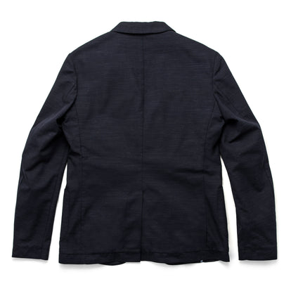 The Telegraph Jacket in Navy Slub: Alternate Image 13