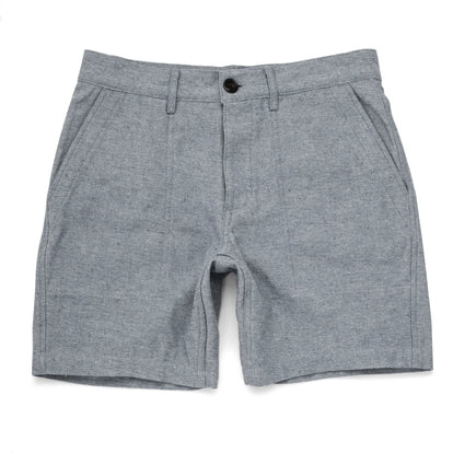 The Trail Short in Midnight Slub