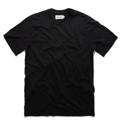 The Triblend Tee in Black
