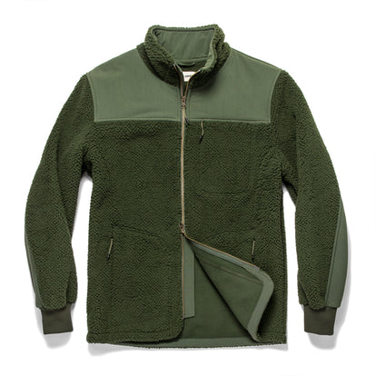 The Truckee Jacket in Moss: Alternate Image 12