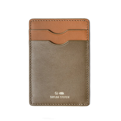 The Minimalist Wallet in Yeti: Featured Image