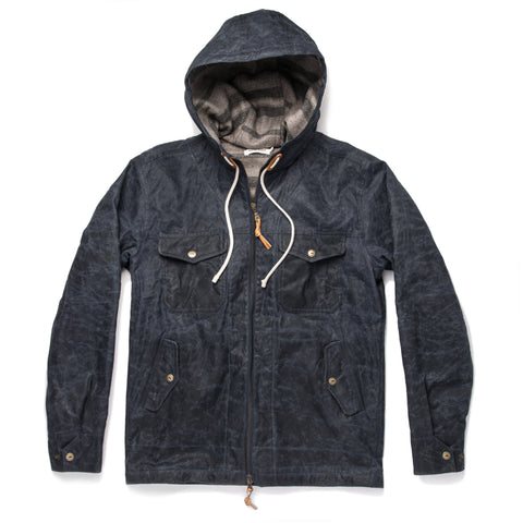 The Winslow Parka in Navy - featured image