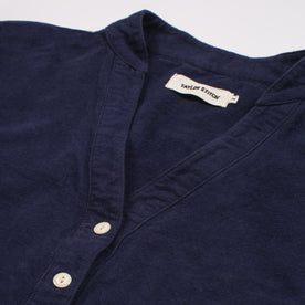 The Whitney Popover in Navy: Alternate Image 5