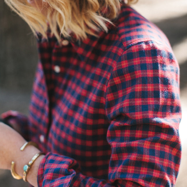 The Katherine in Camp Plaid