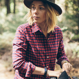 The Katherine in Camp Plaid: Alternate Image 1