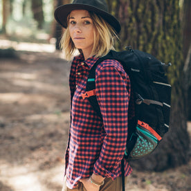 The Katherine in Camp Plaid: Alternate Image 5