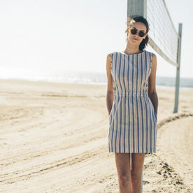 The Palisades Dress in Surf Stripe: Alternate Image 1