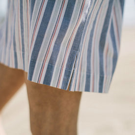 The Palisades Dress in Surf Stripe: Alternate Image 3