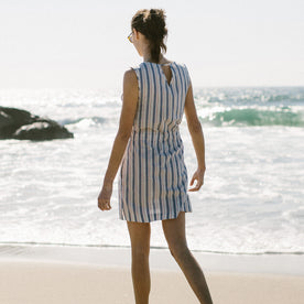The Palisades Dress in Surf Stripe: Alternate Image 4