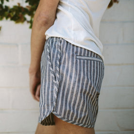 The Surf Short in Indigo: Alternate Image 3