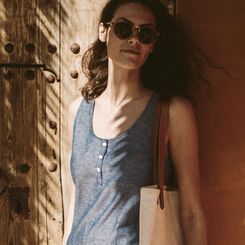 The Venice Dress in Azure: Alternate Image 4