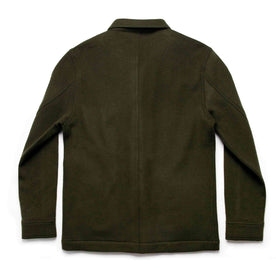 The Ojai Jacket in Olive Wool: Alternate Image 8