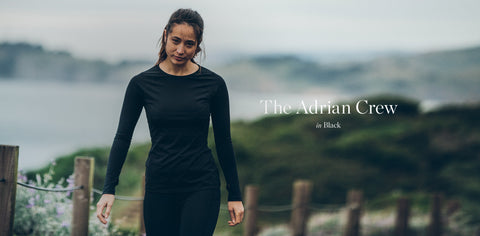 The Adrian Crew in Black