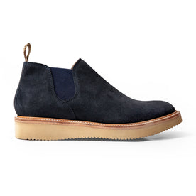The Ranch Low in Weatherproof Navy Suede - featured image