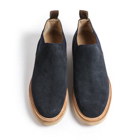 The Ranch Low in Weatherproof Navy Suede: Alternate Image 6