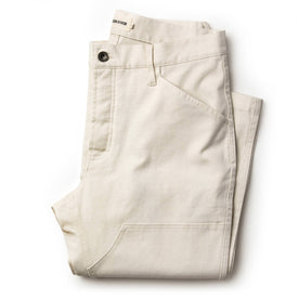 The Chore Pant in Natural Boss Duck - featured image