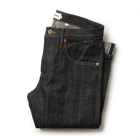 The Democratic Jean in Nihon Menpu Selvage - featured image