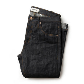 The Slim Jean in Nihon Menpu Selvage: Featured Image