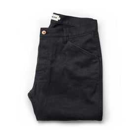 The Camp Pant in Coal Boss Duck: Featured Image
