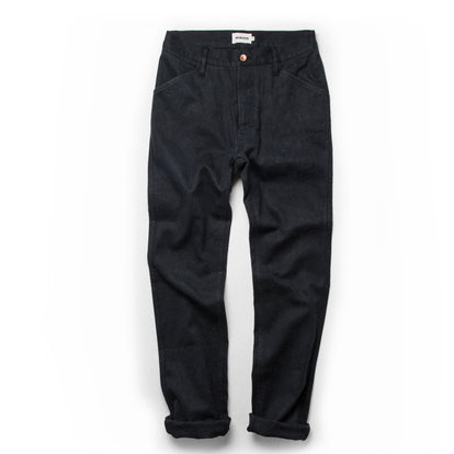 The Camp Pant in Coal Boss Duck: Alternate Image 9