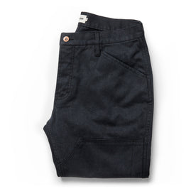 The Chore Pant in Coal Boss Duck: Featured Image
