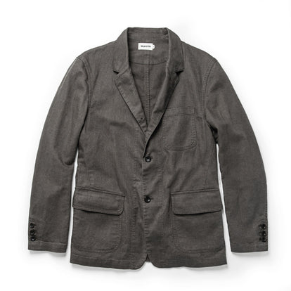 The Gibson Jacket in Gravel: Featured Image