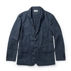 The Gibson Jacket in Navy: Featured Image