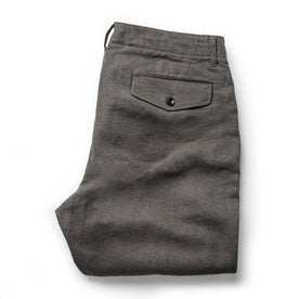 The Gibson Trouser in Gravel: Alternate Image 9