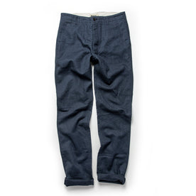 The Gibson Trouser in Navy: Alternate Image 7