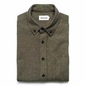 The Jack in Olive Slub Chambray - featured image