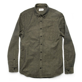 The Jack in Olive Slub Chambray: Alternate Image 9