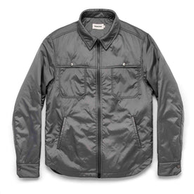 The Bushland Shirt Jacket in Ash Ripstop - featured image