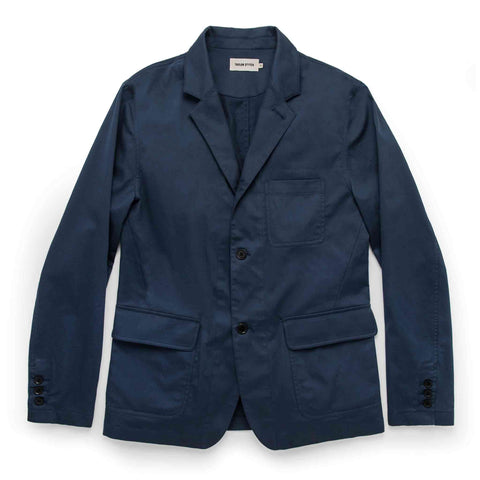 The Gibson Jacket in Light Navy - featured image