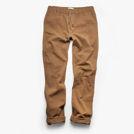 The Après Pant in British Khaki Seersucker: Alternate Image 9