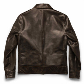 The Cuyama Jacket in Cola Leather: Alternate Image 12