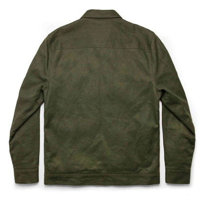 The Mechanic Jacket in Dark Olive Boss Duck: Alternate Image 11