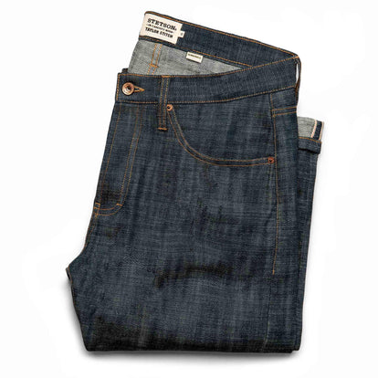 The Democratic Jean in Green Cast Selvage: Featured Image