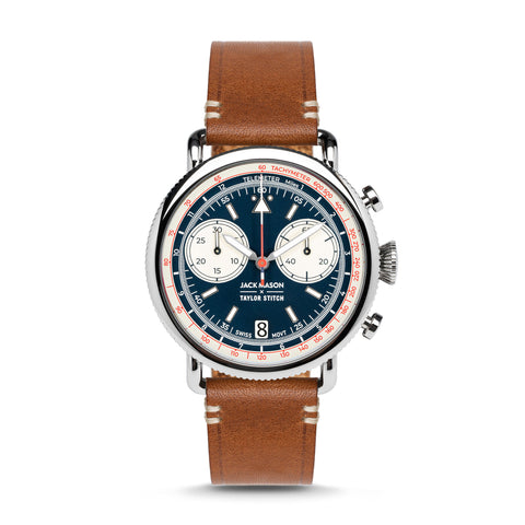 The Jack Mason x Taylor Stitch Aviator Multi‑Scale Chronograph - featured image