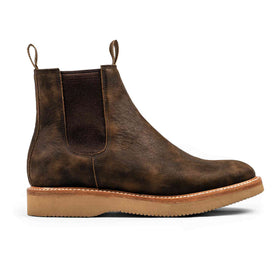 The Ranch Boot in Espresso Grizzly - featured image