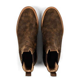 The Ranch Boot in Espresso Grizzly: Alternate Image 7
