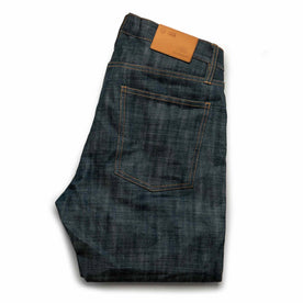 The Slim Jean in Green Cast Selvage: Alternate Image 8