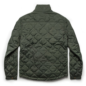 The Vertical Jacket in Olive: Alternate Image 11