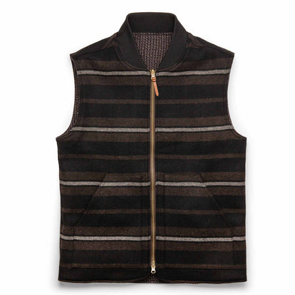 The Able Vest in Wool Beach Cloth: Alternate Image 9