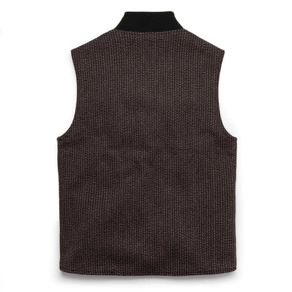 The Able Vest in Wool Beach Cloth: Alternate Image 10