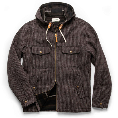The Winslow Parka in Wool Beach Cloth: Featured Image