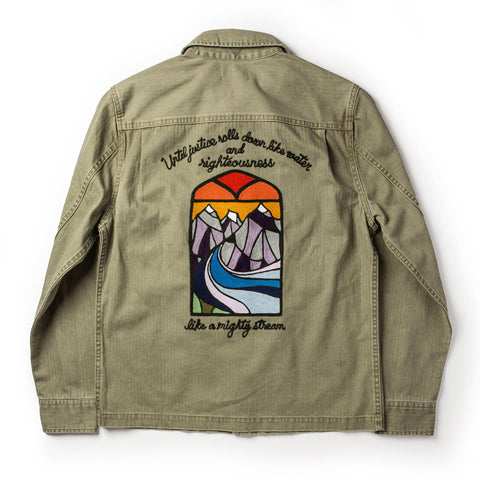 The HBT Jacket by Psychic Stitch - featured image