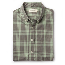 The Jack in Moss Plaid - featured image