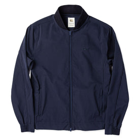 The Park Bomber in Navy - featured image