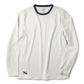 The Heavy Bag Long Sleeve in Natural - featured image