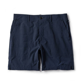 The Traverse Short in Navy - featured image